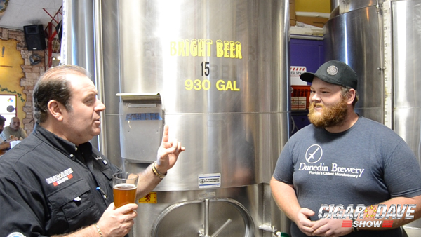 Beer Brewing Maneuvers at Dunedin Brewery