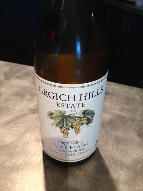 Grgich Hills Estate Napa Valley Fumé Blanc