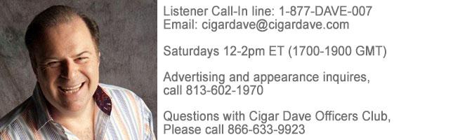Contact Cigar Dave