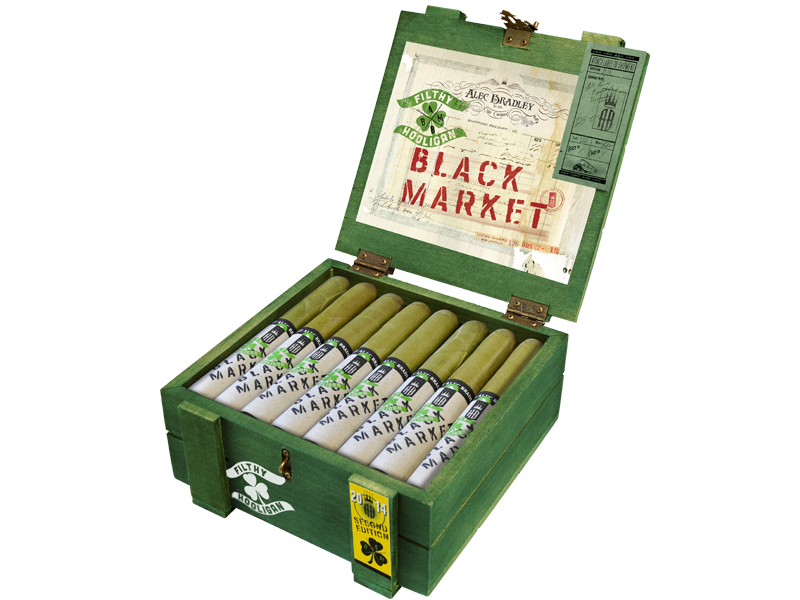 Black Market Filthy Hooligan by Alec Bradley Cigars