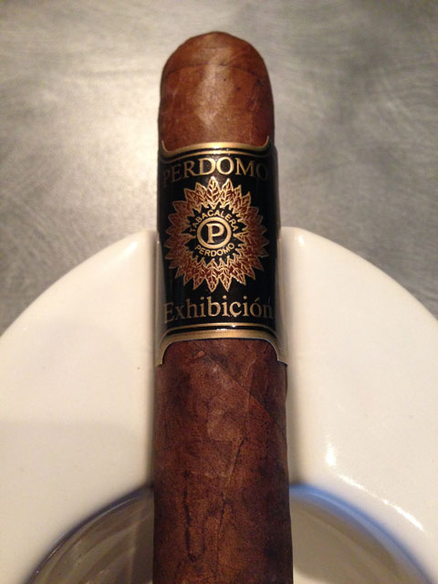 Perdomo Exhibicion Sun Grown cigar
