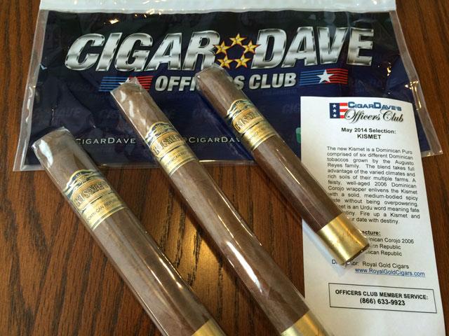 Kismet by Royal Gold Cigars