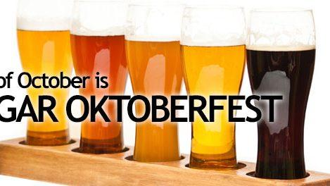 Cigar Oktoberfest Graphic