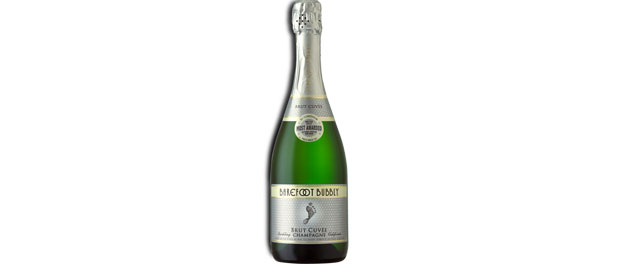Barefoot Bubbly Brut Cuvée Bottle