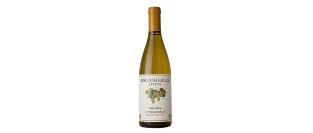 Grgich Hills Chardonnay, Napa Valley 2011 Bottle