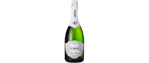 Korbel Sweet Cuvée Bottle