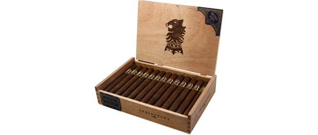 Undercrown Cigar Box