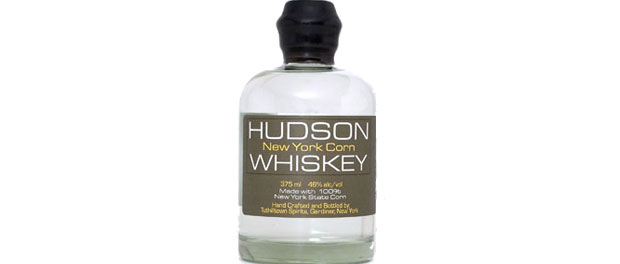 Hudson New York Corn Whiskey Bottle