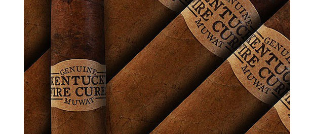 Kentucky Fired Cured Cigars by Drew Estate