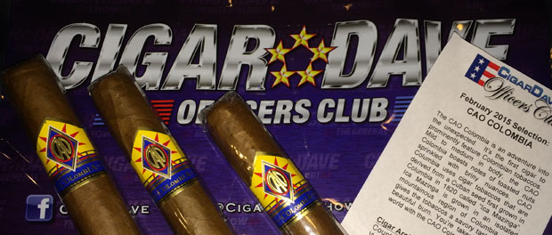 CAO Cigars Colombia