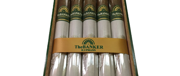 The Banker by H. Upmann Cigar
