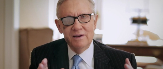 Harry Reid Retirement Video