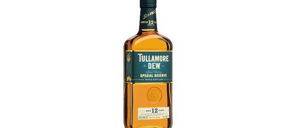 Tullamore D.E.W. 12 Year Old Special Reserve Irish Whiskey