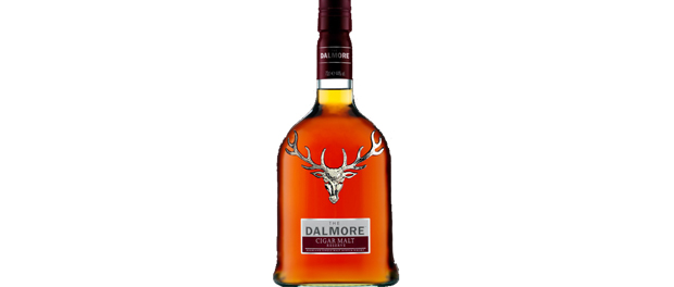Dalmore Cigar Malt Reserve Single Malt Scotch Whiskey Bottle