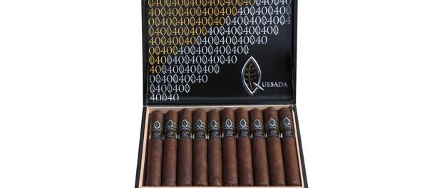 Quesada 40th Anniversary Cigar Box