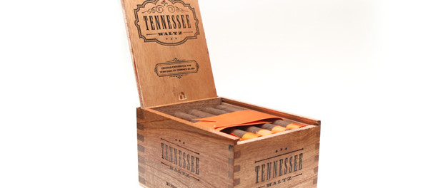 Tennessee Waltz Cigar Box from Crowned Heads Cigars