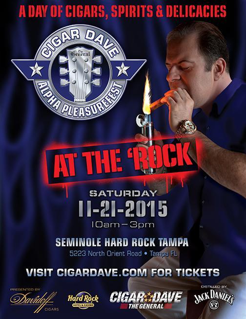 2015 Alpha Pleasurefest at the 'Rock Event Info