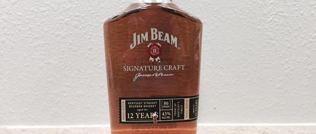 Jim Beam Signature Craft 12 Year