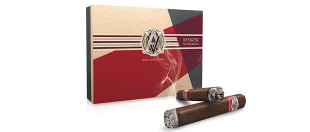 Avo Syncro Nicaragua Cigar & Box