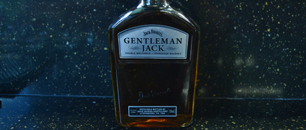 Jack Daniels Gentleman Jack Bottle