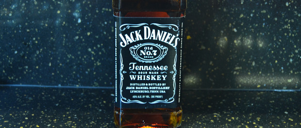 Jack Daniels Old No. 7 Bottle