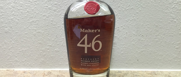 Maker's 46 Bottle