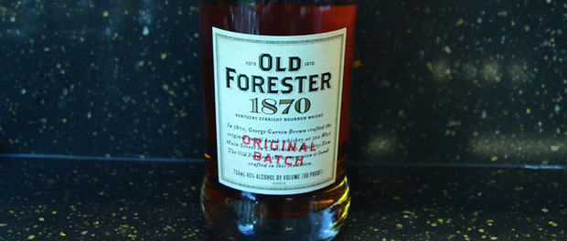 Old Forester 1870 Bottle