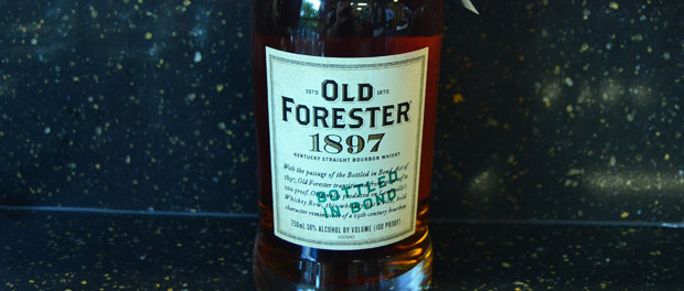 Old Forester 1897 Bottle