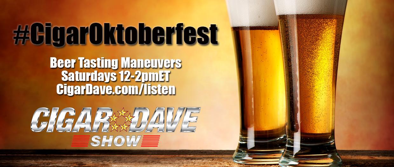Cigar Dave's #CigarOktoberfest