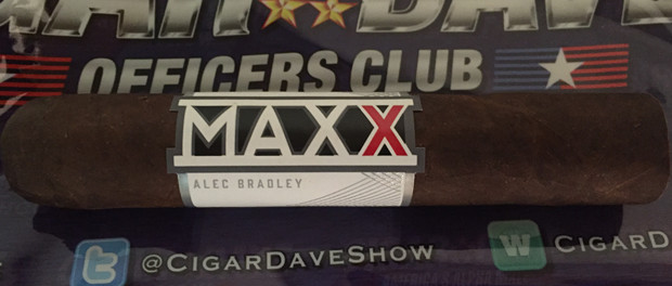 Alec Bradley MAXX Cigar