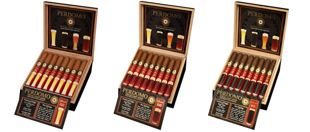 October Officers Club Selection is the Perdomo Craft Series Cigars to pair with beer