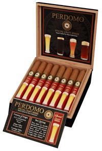 Perdomo Craft Series Pilsner Cigars in box