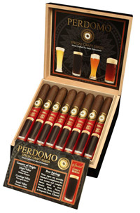 Perdomo Craft Series Stout Cigars in box