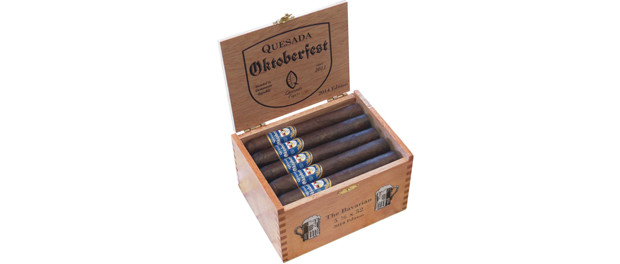 Quesada Oktoberfest Cigar in a box