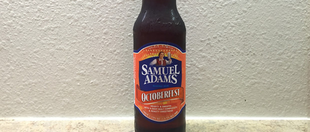 Sam Adams Oktoberfest Beer