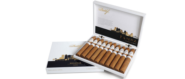 Davidoff Exclusive Edition Tampa cigars