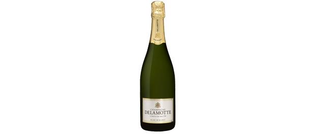 Champagne Delamotte Blanc de Blanc