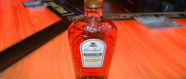 Crown Royal Hand Selected Bottle