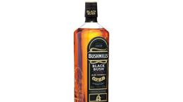 Bushmills Black Bush bottle