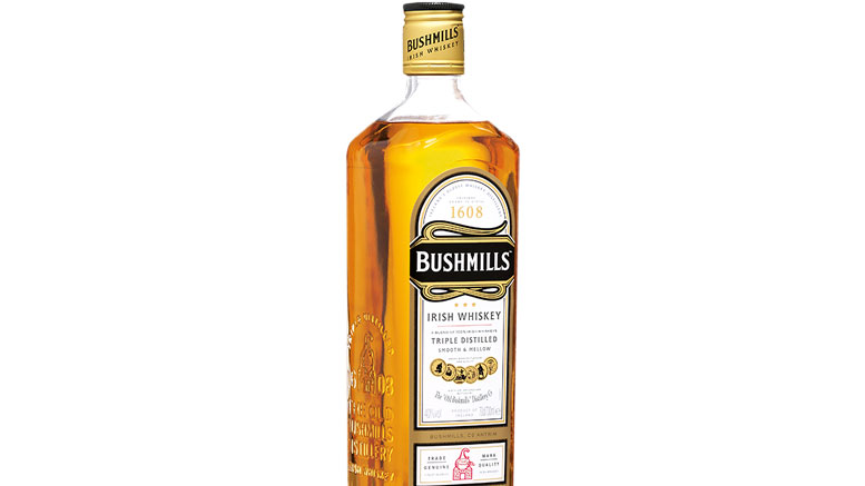 Bushmills Original Triple Distilled Irish Whiskey