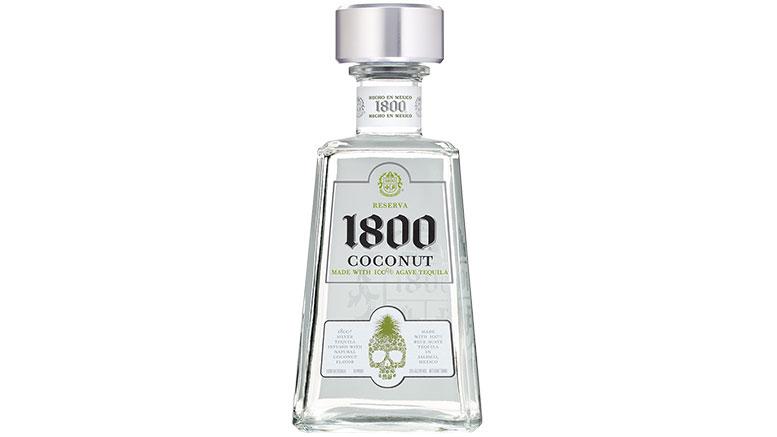 1800 Tequila Coconut bottle