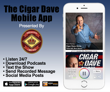 Download The Cigar Dave Mobile App in the App Store Today