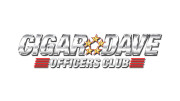 Cigar Dave Officers Club Logo