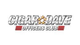 Cigar Dave Officers Club Logo