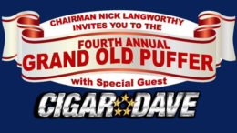 Cigar Dave will be at Erie County Republican Party's Grand Old Puffer on June 2, 2016