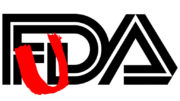 FDA Logo with a U overtop