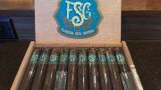 Florida Sun Grown Cigars in open box