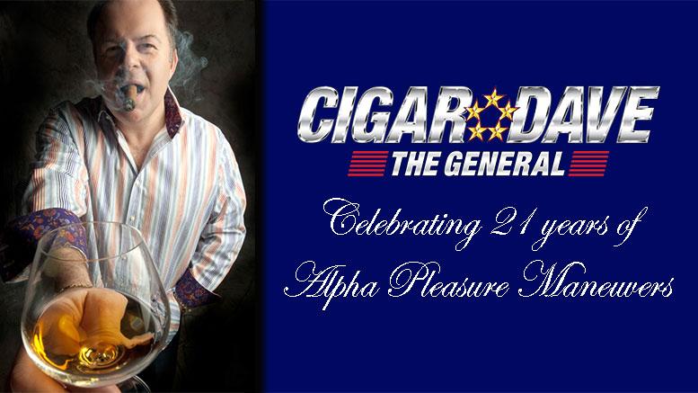 Celebrating 21 years of Alpha Pleasure Maneuvers