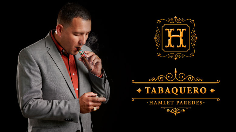 Cigar Dave Officers Club Selection for August 2016 - Tabaquero Hamlet Paredes