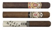 The Cigar Dave Officers Club selections for September 2016 is the Alec Bradley Sanctum, the Alec Bradley Black Market and the Alec Bradley Nica Puro 1685